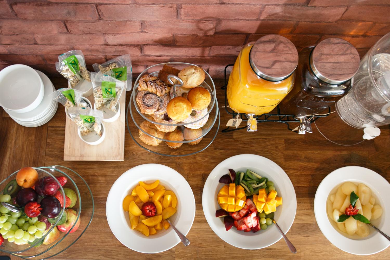 Alpha Eastern Creek Club Lounge Breakfast