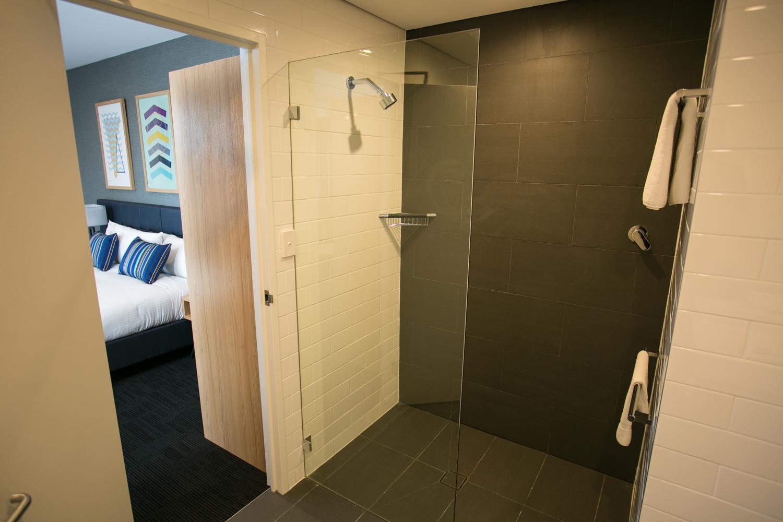 Alpha Eastern Creek Club Suite Bathroom