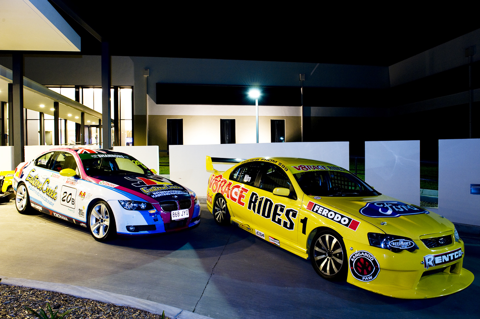 A home away from home for visitors to Sydney Motorsport Park