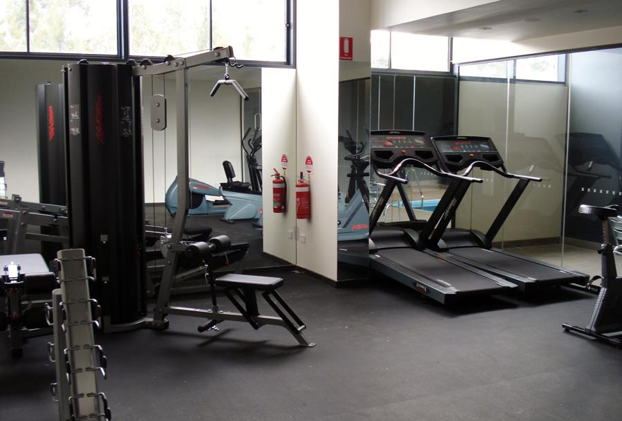 Alpha Hotel Eastern Creek gym