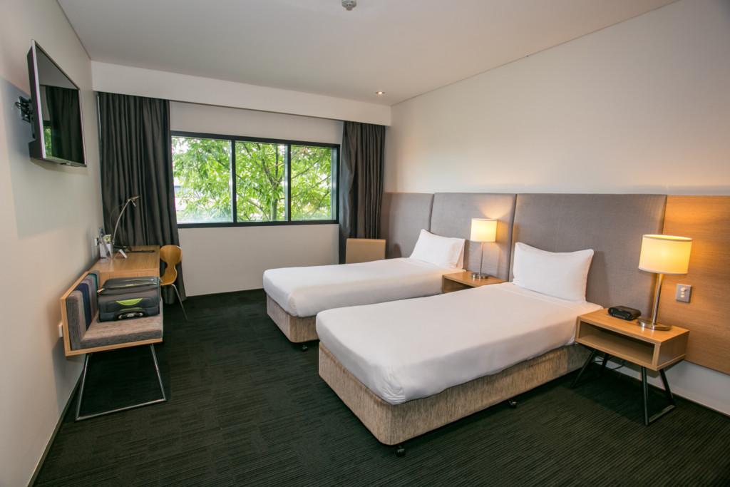 Alpha Hotel_Twin Room